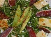 Petite salade improvisée