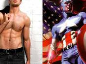 Captain America Casting Complet