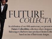 Browns fête avec éditions limitées Burberry Prorsum, Alexander McQueen, Dior Homme, Rick Owens, Dries Noten…