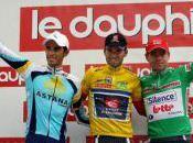 Exclusif Dauphiné 2010 dévoilé