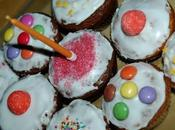Cupcakes anniversaire
