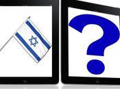 L'iPad d'Apple n'est bienvenue Israël
