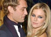 Jude fiançailles surprises avec Sienna Miller