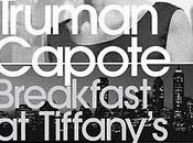 Breakfast Tiffany's Truman Capote