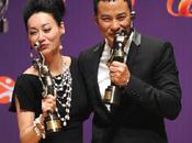 Cérémonie éditions Hong Kong films Awards