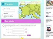 Holiday Planner d'Easy Jet: application maligne pour planifier vacances entre amis Facebook