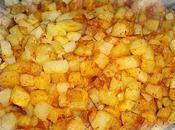 Poêlée pomme terre saveur orientale