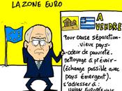 Grèce, bourse, marché, dette, chute zone euro gêne