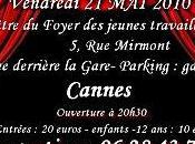"""Vendredi 2010 CANNES Aurore compagnie """"Cassiope"""""""