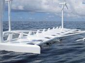 Poseidon centrale électrique flottante