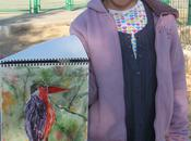 Anna, artiste herbe