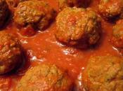 mercredi, c'est jour boulettes, tellement plus rigolo manger steack!
