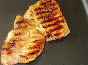 Côtes porc caramélisées côtes d'agneau tandoori barbecue