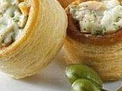 Bouchées Roquefort