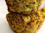 Petits gâteaux millet thon beurre d'herbes