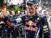 Grand Prix d'Espagne dimanche 2010 Mark Webber trop fort