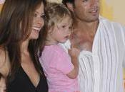 David Charvet rejoint Brooke Burke pour fête mères