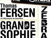 Concert: monde Fanfare avec Zebra Grande Sophie Thomas Fersen