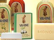 Monoï Vahine Tahiti nouveautés soin corps