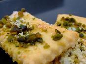 crackers parmesan pistaches