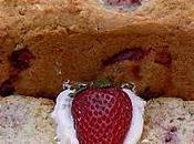 Pain fraises l'avoine