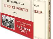 Blaireaux Bouquet d'Orties
