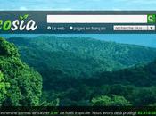 moteur recherche écologique Ecosia