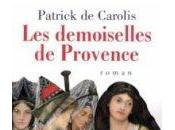 demoiselles Provence Patrick Carolis