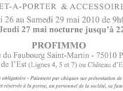 Vente privée Sandro mercredi samedi maiInvitation...