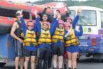 Rotorua Rafting Kiwis encounter Wai-O-Tapu Taupo Huka Falls