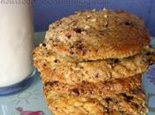 Cookies avoine, graines sésame noir sarrasin