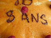 Génoise fourrée Framboise Crème Chantilly Vanillée