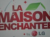 lieux éphémères Paris Maison enchantée éphémère Hédiard