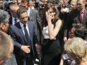 euros pour Garden-Party l'Elysée connaît crise chez Sarko-Bruni
