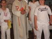 Premières communions Ampus