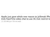 Pourquoi jailbreak iPhone selon DevTeam