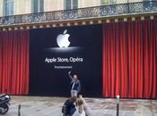 Ouverture prochaine pour l'Apple Store Opéra