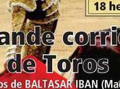 BALTASAR IBAN CORRIDA D' AIRE