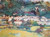 Troisième Salon/Biennale l'aquarelle Rochemaure (Ardèche)