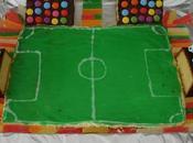 coupe monde foot 2010 version gâteaux