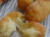 Croquettes pommes terre Comté