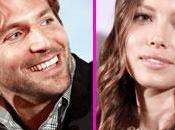 Bradley Cooper Jessica Biel Paris pour promo l'Agence Tout Risques