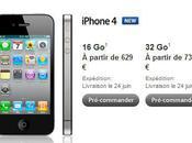 iPhone ouverture réservations l'Apple Store