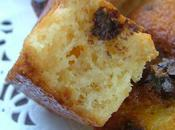 Mini cakes poire pépites chocolat