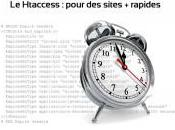 Guide Htaccess performances temps chargement