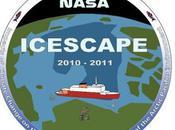 Changement climatique Nasa mission océanique Arctique