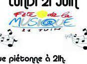 Ghisonaccia Fête Musique programme demain soir.