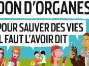 10ème Journée nationale réflexion d'organes greffe demain dans toute France