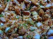 Salade poisson fish salad
