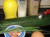 mange quoi demain? Concombre thon